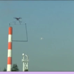 Tokyo police using drone to hunt down the illegally flying drones